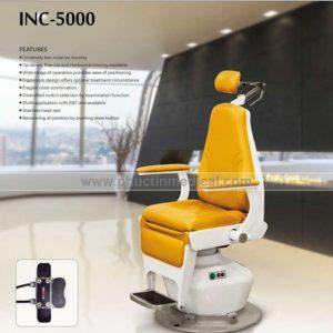 Ghế khám và điều trị tai mũi họng INC-5000- Innotech