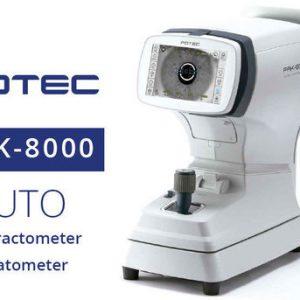 Máy đo khúc xạ tự động PRK-8000