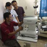 Máy đo khúc xạ RM-9000 Ningbo Mingsing